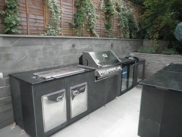 Outdoor Kitchen Example
