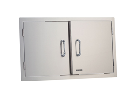 Bull Double Door Stainless Steel