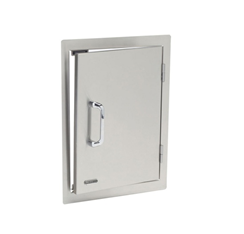 Bull - Single Stainless Steel Door