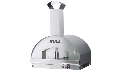 Bull XL Gas Fueled Pizza Oven built in