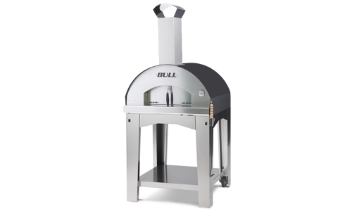 Bull XL Wood Fueled Pizza Oven with Cart