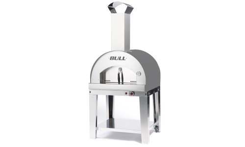 Bull Large Gas Fueled Pizza Oven with Cart